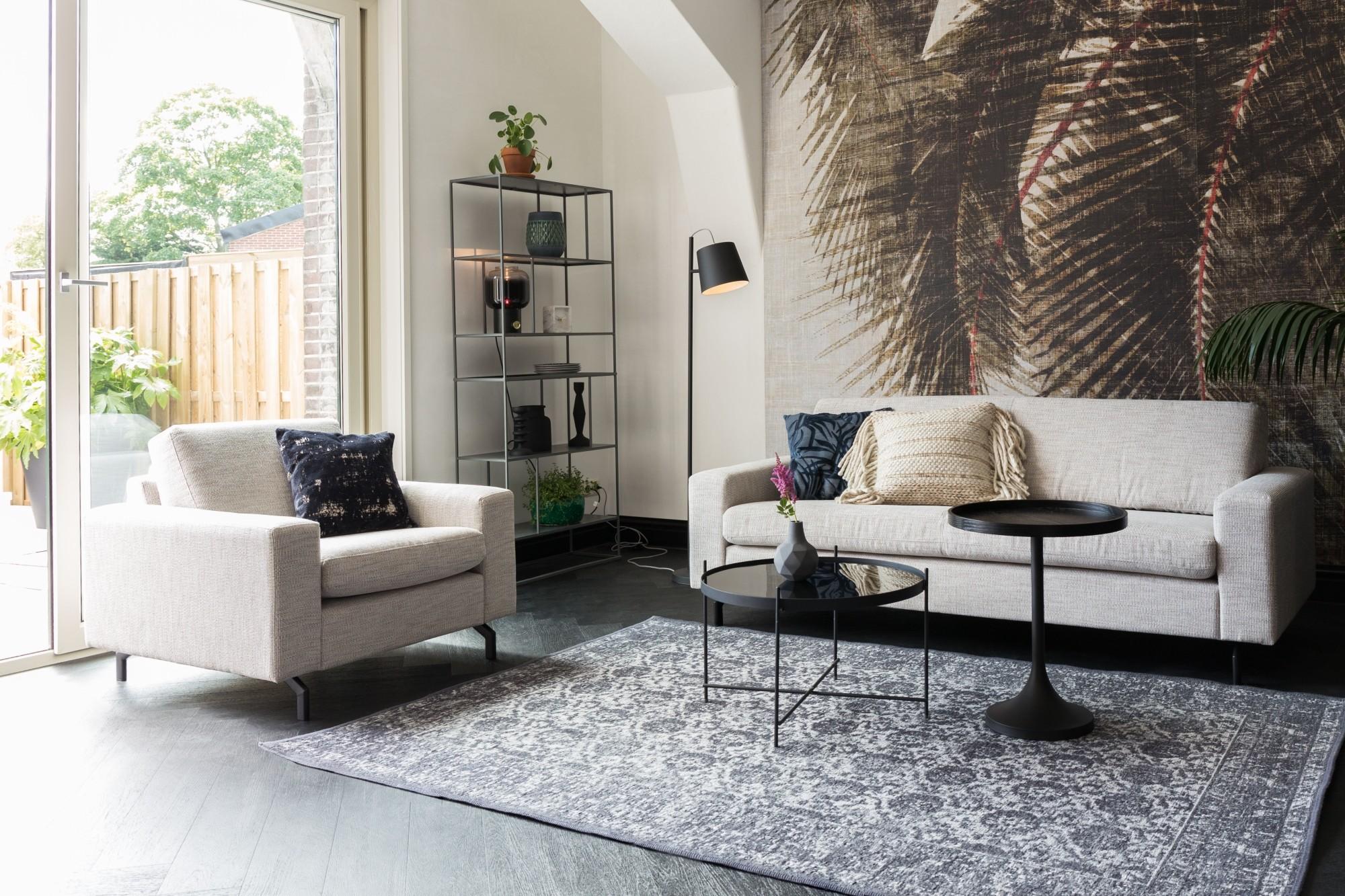 Malva tapijt zuiver puur design interieur