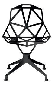 Chair One 4 Star Set Van 4 kopen