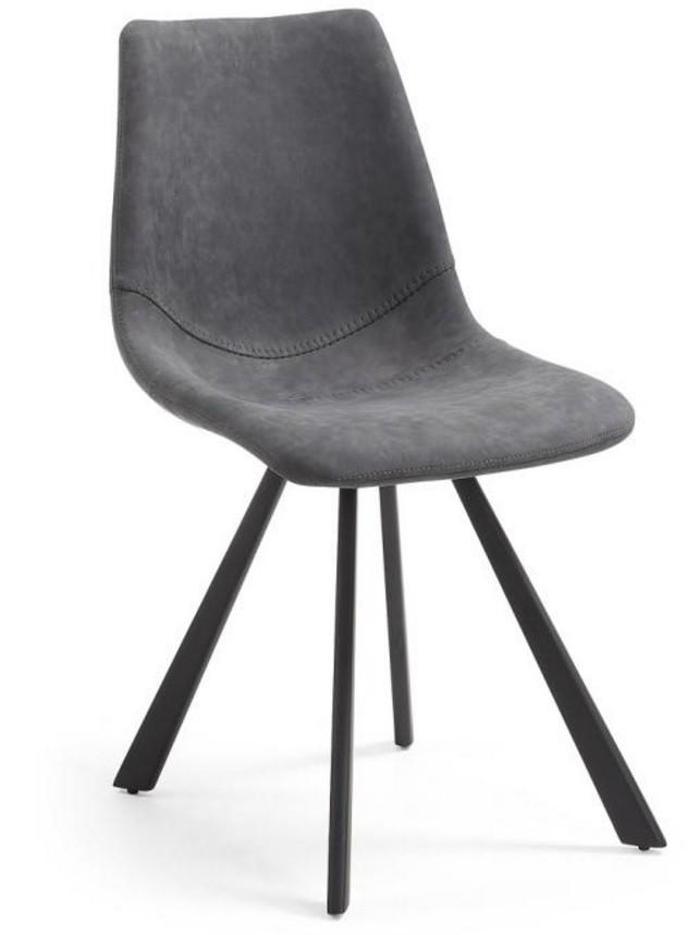 De andi eetkamerstoel is een moderne eetkamerstoel uit de collectie van het spaanse designmerk laforma. de ...