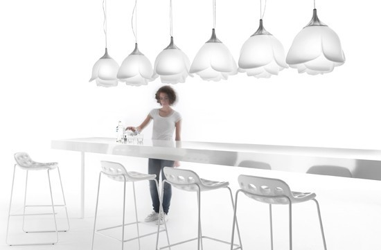 Domo Kussen Baby : Baby love hanglamp