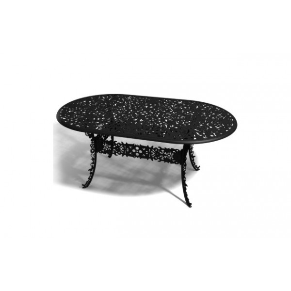 Seletti - Industry Garden Oval Table