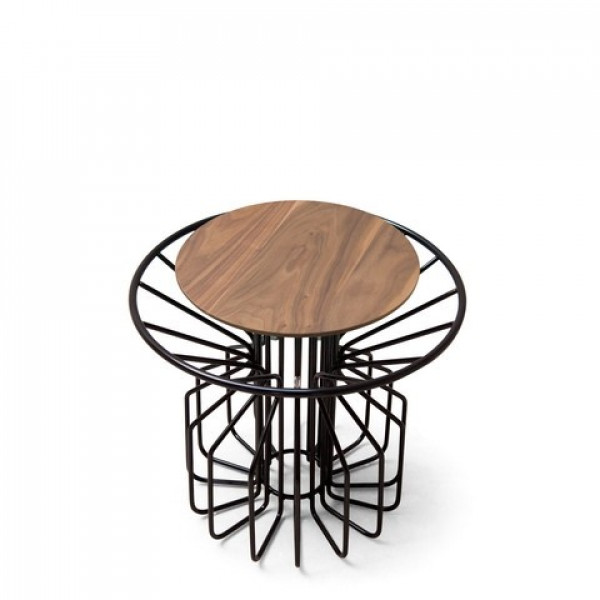 Amarant side table