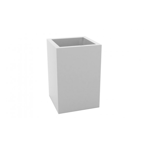 Cubo alto pot 60x60x90cm