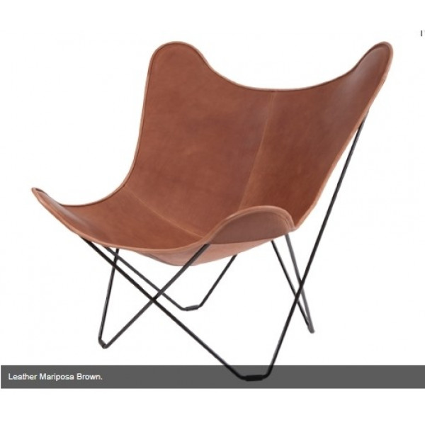 Leather Mariposa Chair