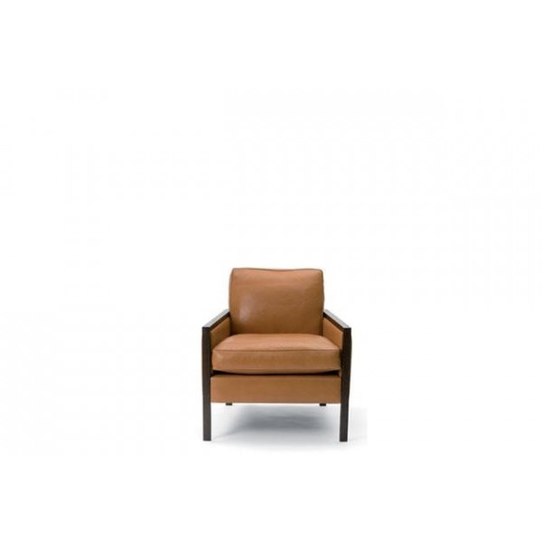 Evita fauteuil (leer)