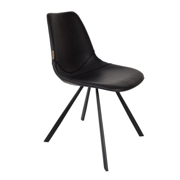 Franky Chair Zwart