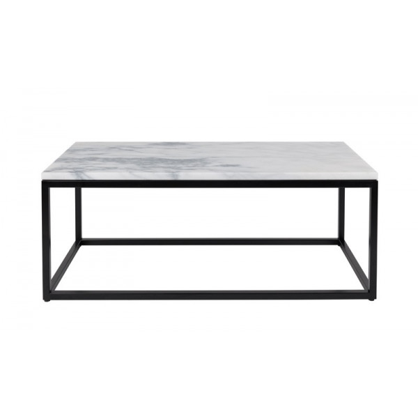 Marble Power Coffee Table
