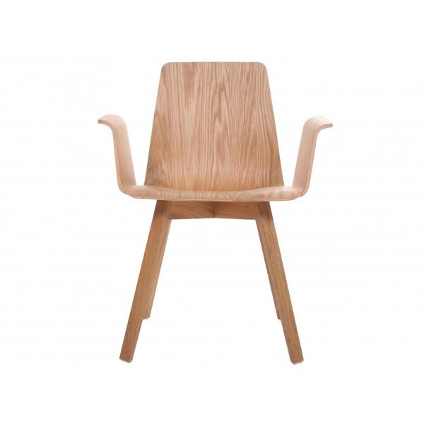 Maverick Wooden Armchair