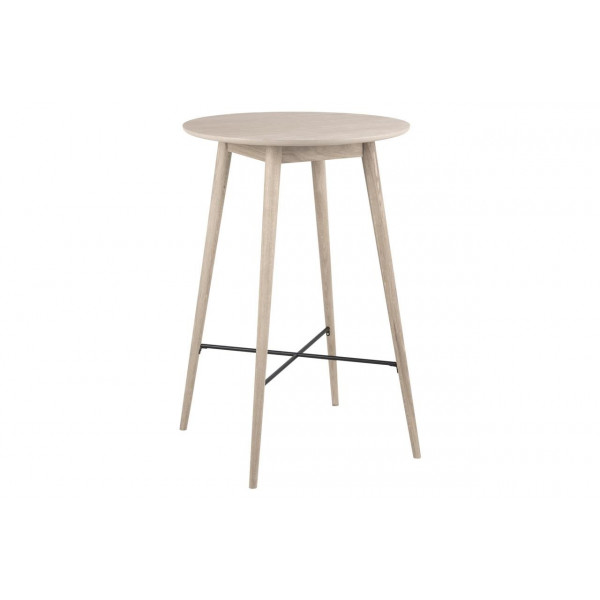 Nagano Bar Table White