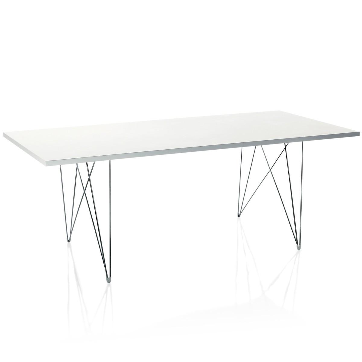 Magis tavolo xz3 rechthoekig puur design interieur - Tafel magis eerste ...