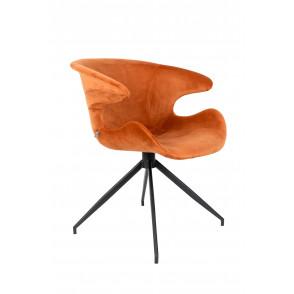 Mia stoel oranje