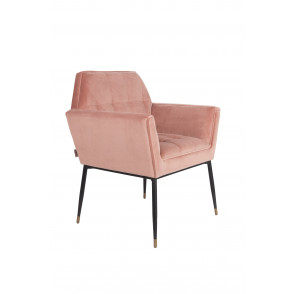 Kate armchair pink