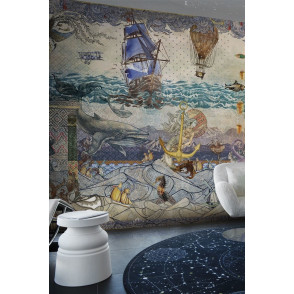 Atlantis Wanderlust by Marcel Wanders
