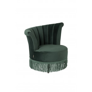 Flair lounge chair groen