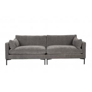 Summer Sofa 3 zits Antraciet