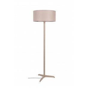 Shelby floor lamp taupe