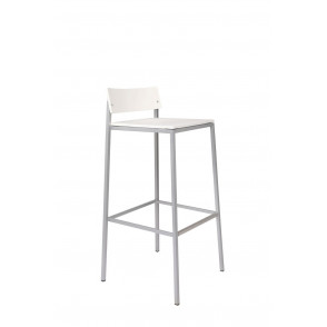 Unit Wooden Plus Bar Stool