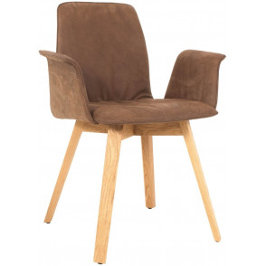 Maverick Upholstered Casual Armchair
