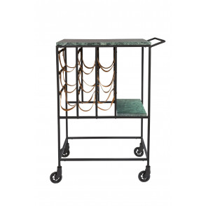 Mil serving trolley