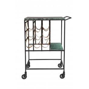 Mil serving trolley