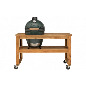 Big Green Egg Acacia Table