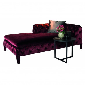 Windsor chaise longue