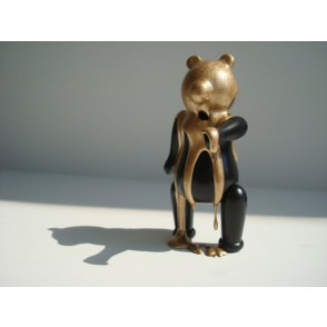 Bare Bear (gold)
