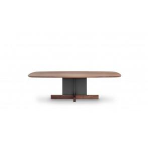 Cross Table wood