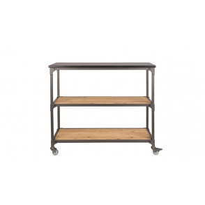 Consuela Shelf trolley