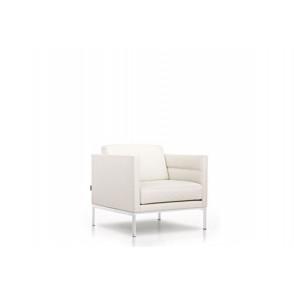 Manila fauteuil (leer)