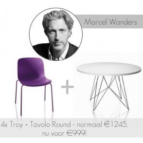 Complete eetkamerset - Marcel Wanders