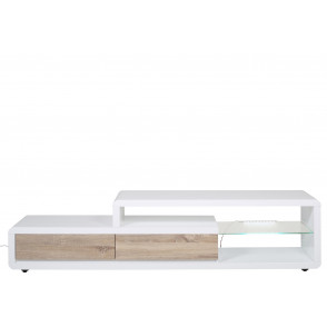 Eros 180 Wood - TV meubel met LED