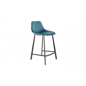 Franky Counter Stool Velvet