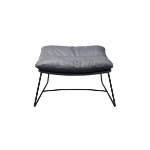 Arva Lounge hocker sledevoet