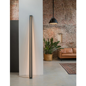 Framed Leaning Floorlamp