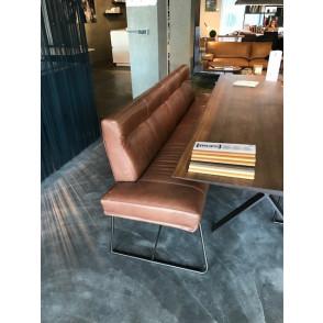 D-Light Set Bench + 2 stoelen (Showroommodel)