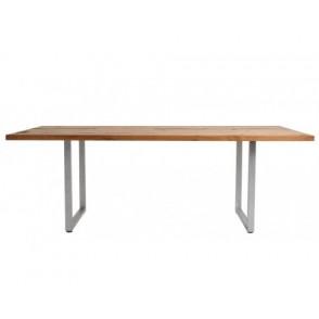 Tafel Wit Blad Houten Poten.Eettafel Unieke Collectie Eetkamertafels Puur Design Interieur