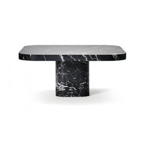 Bow Coffee Table full Marble