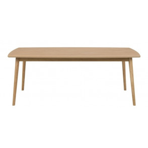 Nagano Dining Table Extendable 200