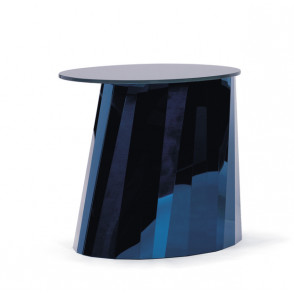 Pli side table low