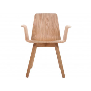 Maverick Wooden Armchair
