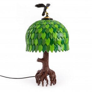 Tiffany Tree Lamp