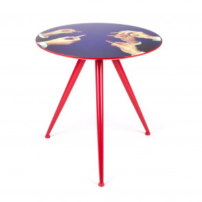 Lipstick Table