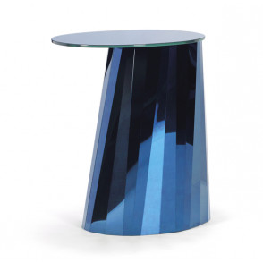 Pli side table high