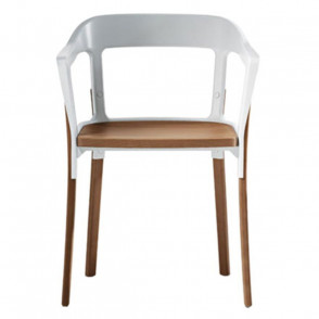 Steelwood Chair van Magis