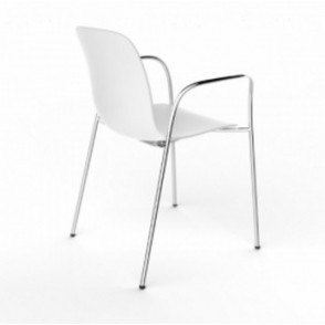 Substancesteelarmchair-Magis