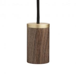Tala Walnut Pendant Hanglamp