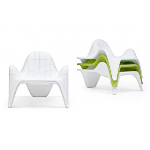F3 Lounge chair - Vondom