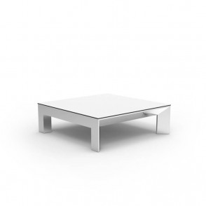 Vondom_Frame_Coffee_Table_Aluminium_Puur_Design