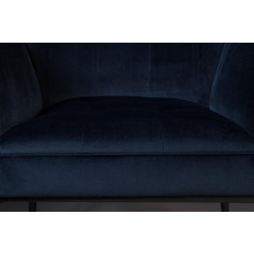 Kate armchair deep blue
